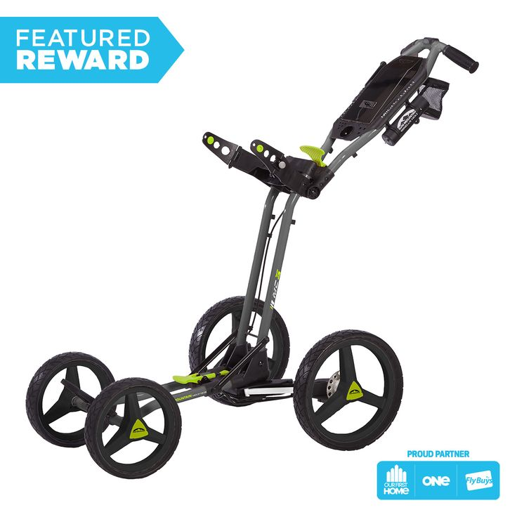 Sun Mountain Microcart MC3 #flybuysnz #1865points #OFHNZ