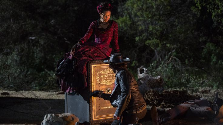 HBO | Westworld | S1 09: The Well-Tempered Clavier | Photos