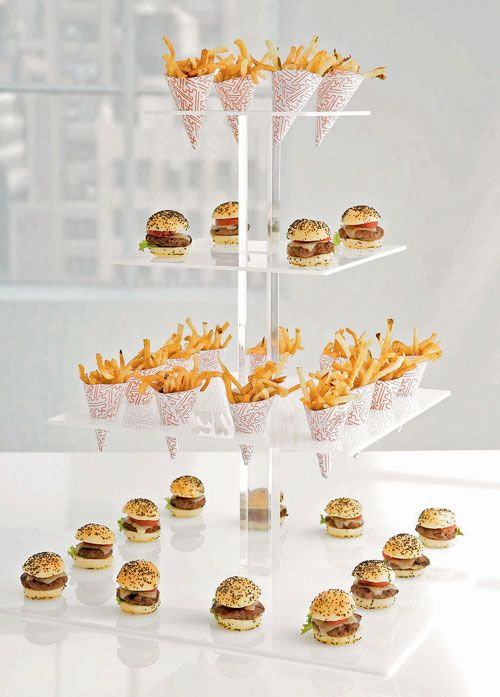 wedding food ideas fries - Google Search