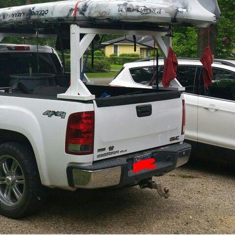 Kayak Truck Rack Fishing Pinterest Trucks Kayaks