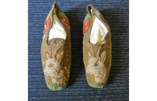 Abraham Lincoln Owned a Very Trill Pair of Size 14 Goat Slippers