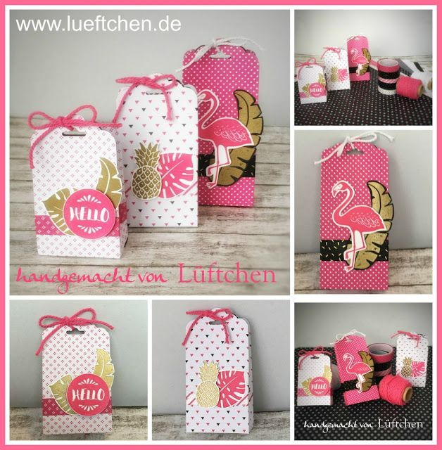 New for 2016 SU annual catalog: Pop of Paradise set, Lüftchen Stempelstudio Bergedorf: Blog Hop Mai neues aus dem neuen Katalog