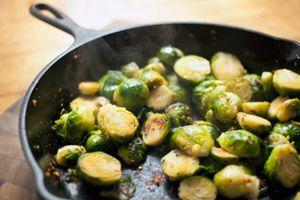 Jen McElroy's Brussels Sprouts: Jen Mcelroy, Health Food, Fun Recipe, Hash Brussels, Brussels Sprouts, Mcelroy Brussels, Food Choice, Savory Recipe, Healthy Food