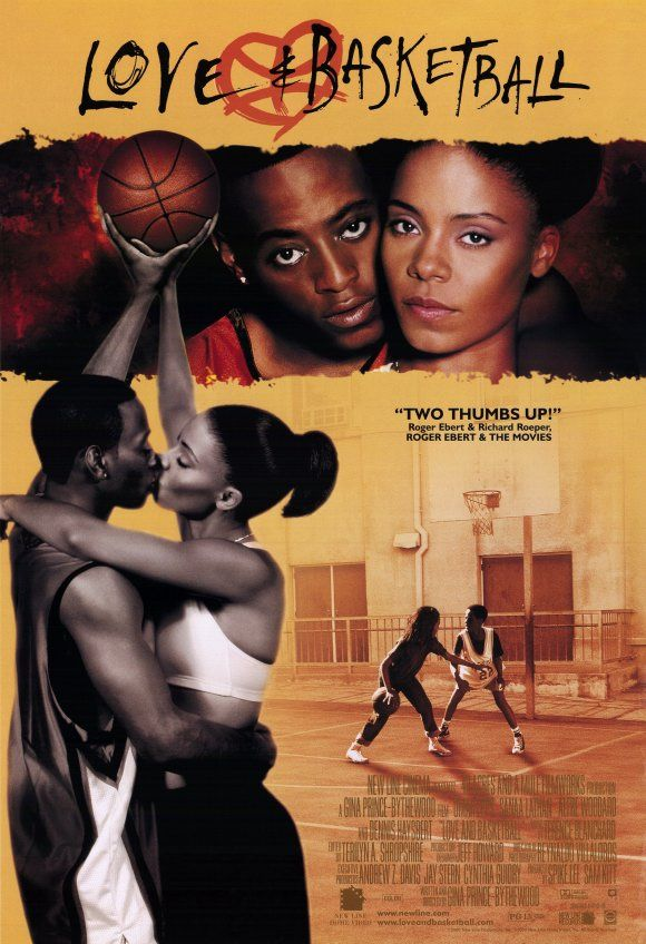 Love & Basketball a film by Gina Prince-Bythewood. <3
