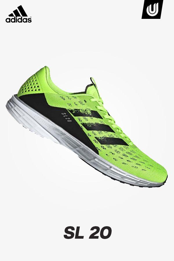 Capitán Brie veinte reflujo  adidas SL20 zapatillas de running para hombre en 2020   Zapatillas running  hombre, Zapatillas para correr, Zapatillas running