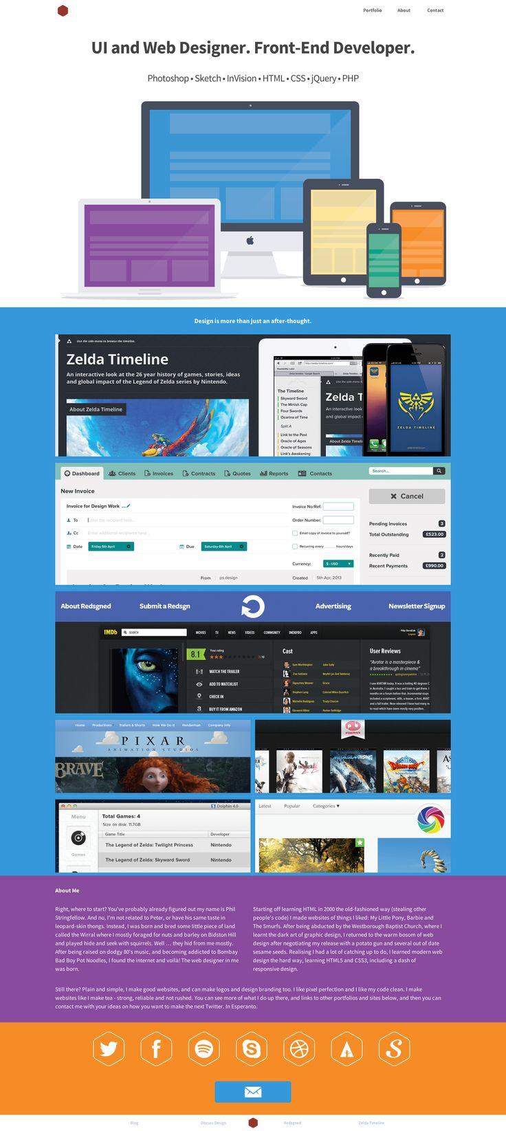 PS.Design Webiste