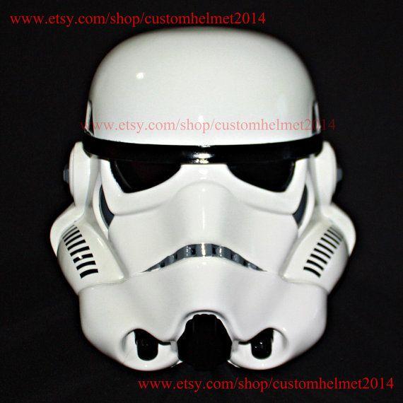 1:1 Halloween Costume, Star Wars Stormtrooper Helmet, Stormtrooper Mask, Stormtrooper Cosplay, Stormtrooper Costume, Halloween mask MA199