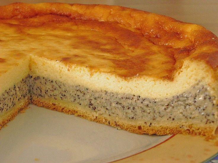 Mohnkuchen mit Schmand und Vanillepudding, ein tolles Rezept aus der Kategorie Kuchen. Bewertungen: 59. Durchschnitt: Ø 4,3.