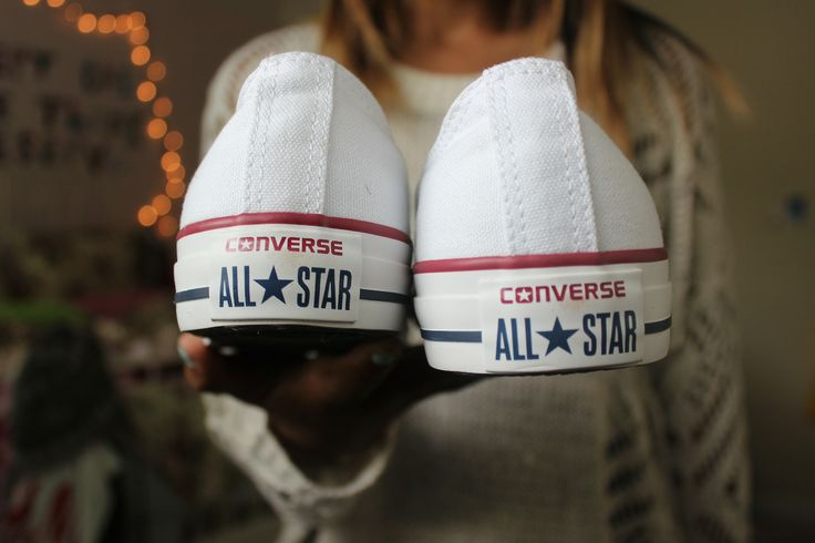 Qotd: do you have converse and if you do what color are they???