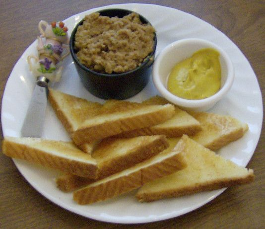 This French Canadian recipe is posted by request. The Lumber Jacks used to take this with them into the woods.