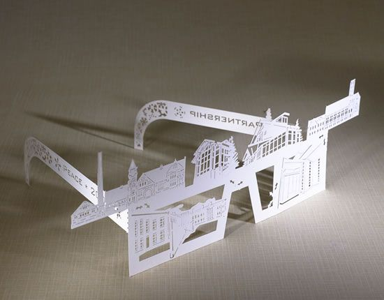 custom laser cut paper Laser cutting: like die-cutting, laser cutting burns away paper to the shape of   non standard sizes or multiple areas must be custom quoted:cs@morningprint.