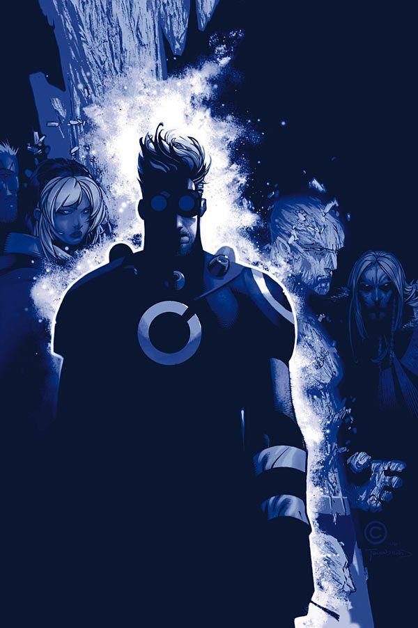 Chris Bachalo - X-Men 194 Marvel Comics Art