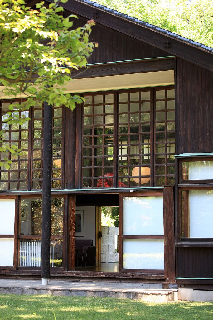 Edo Tokyo Open Air Architectural Museum, Japan 江戸東京たてもの園