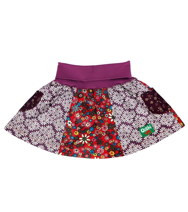 High Kick Skirt, Oishi-m Clothing for kids, Summer 2015, www.oishi-m.com