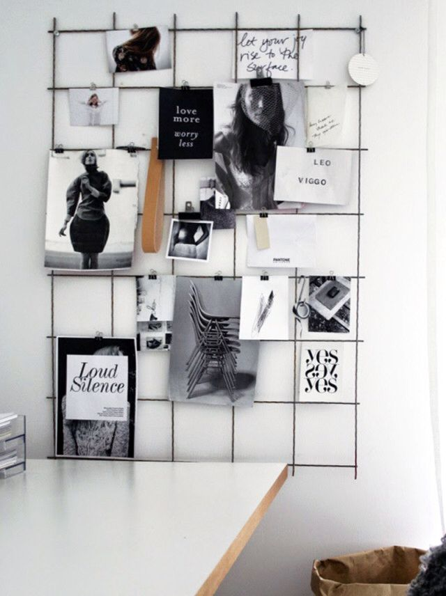 The 34 best images about Grid wall on Pinterest | Offices ...