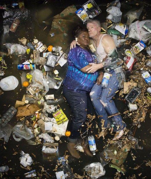 ¿Cómo te verías junto a tu basura de una semana? - VeoVerde