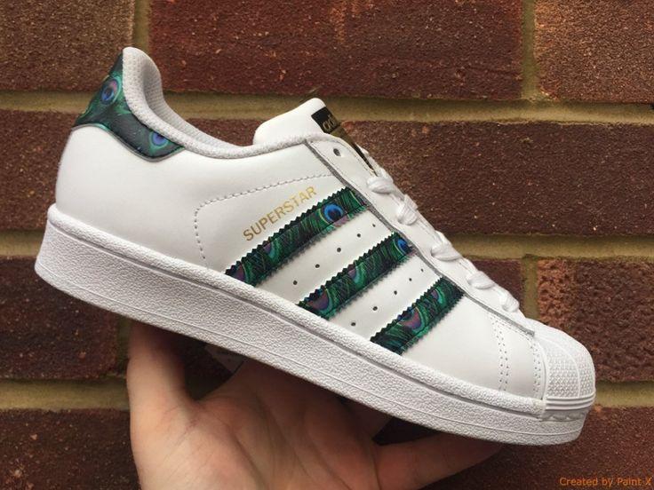 Adidas Originals Superstar J - White/Black