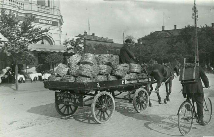 Vesterbrogade 1914