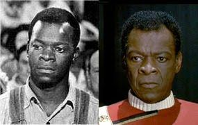 Brock Peters to Kill a Mockingbird | Open the Pod Bay Doors, HAL: To Kill a Mockingbird (1962 ...