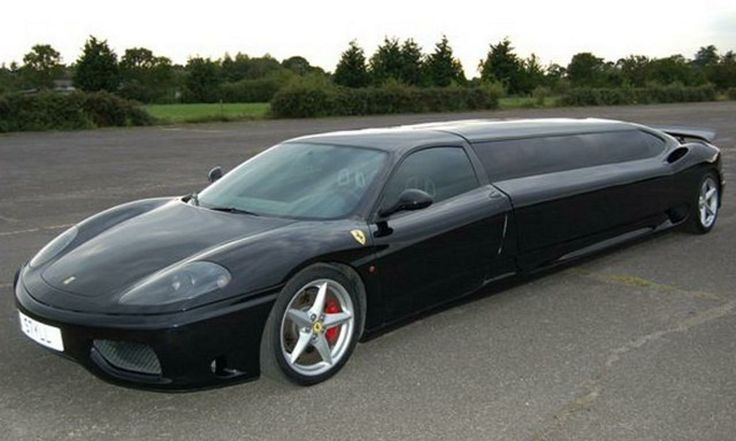 limousine | Ferrari Limousine