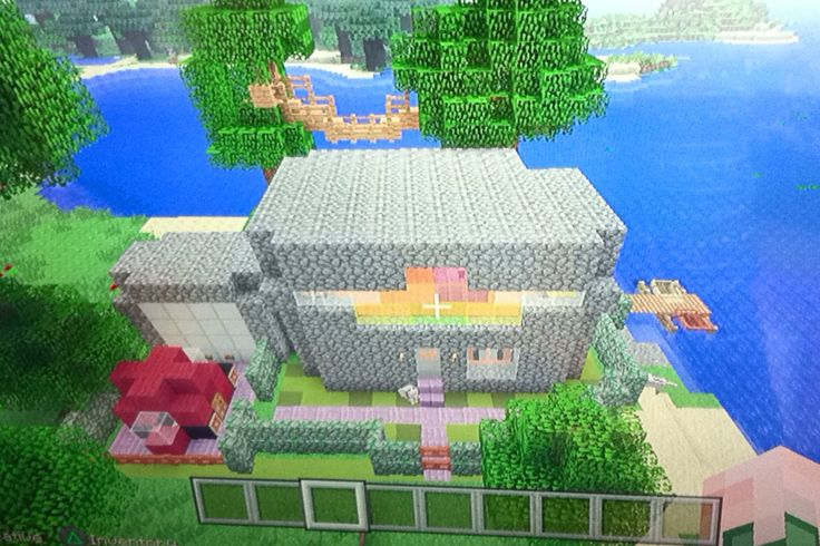 Great minecraft house guide!