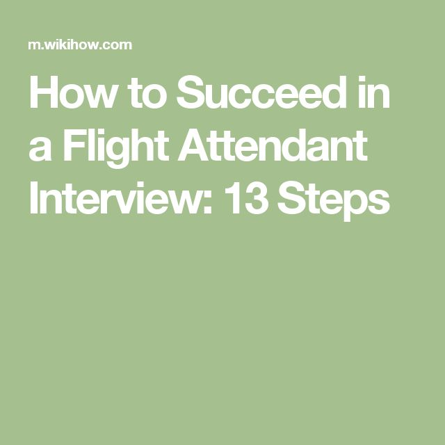 24 best Flight Attendant images on Pinterest Dream job, Flight - flight attendant resumes