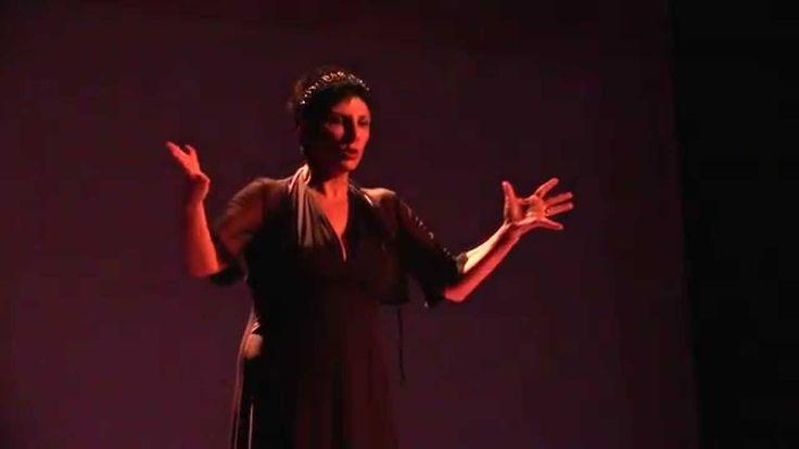OMBRE DI PASSIONI - backstage - opera video-teatrale di QUEM quintelemento e Compagnia Mailò, ispirato alle figure femminili di William Shakespeare