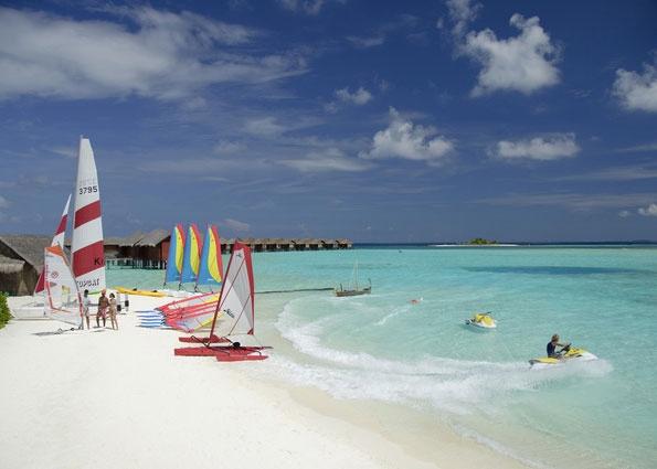 The beach: Galleries, Spa Maldives, Resorts, Sports, Hotels