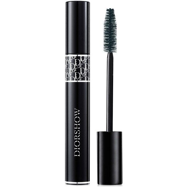 Dior Diorshow Lash Extension Effect Buildable Volume Mascara ($28) ❤ liked on Polyvore featuring beauty products, makeup, eye makeup, mascara, pro anthracite, christian dior, christian dior mascara, lengthening mascara and thickening mascara