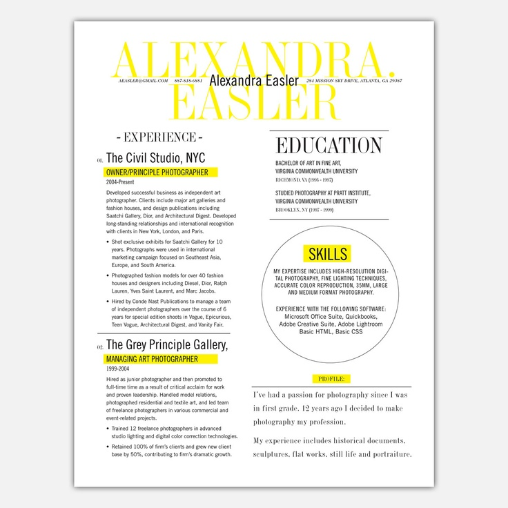 Best Basic And Design Resume Images On   Design