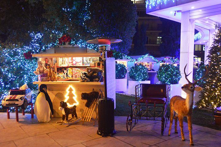 Οι καλύτερες Χριστουγεννιάτικες προτάσεις για βόλτα στα ξενοδοχεία της Αθήνας με όλη την οικογένεια!
