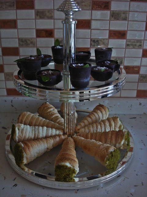 Deli Kız Pınar Mutfakta: Külah Milföy Tatlısı