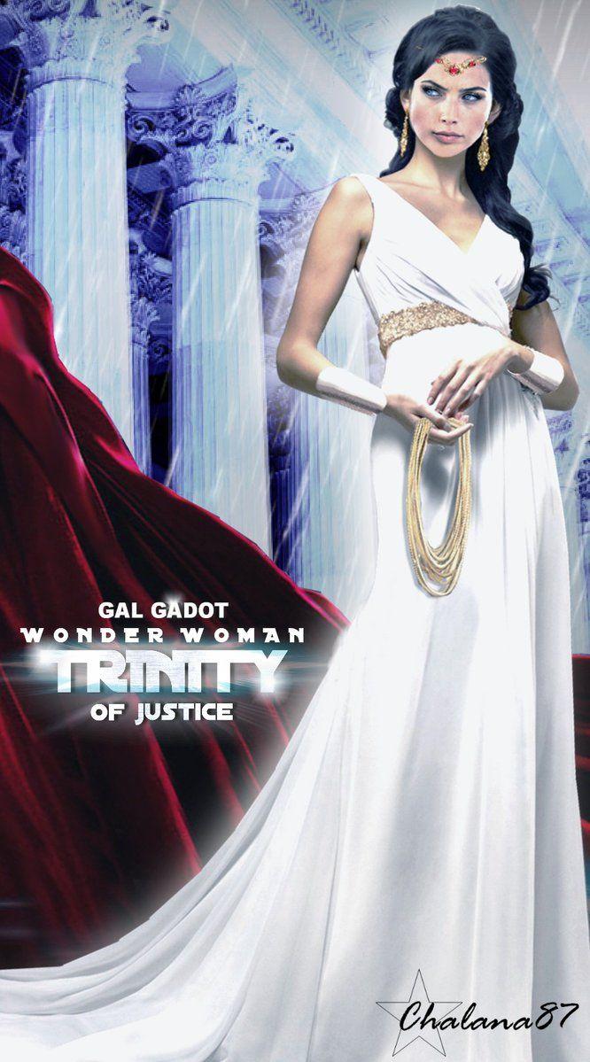 diana lasso wonder woman wedding ring Wonder Woman Gal Gadot Amazon Princessby Chalana87