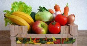 Länger frisch und knackig – so lagerst du Obst und Gemüse richtig