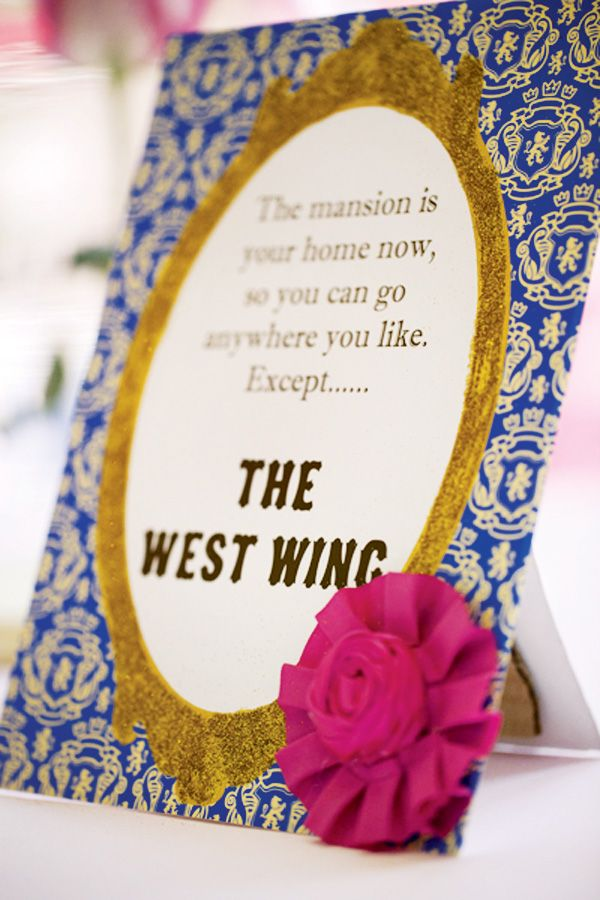 Beauty and the Best West Wing sign this would be funny I'm totally hanging this up somewhere
