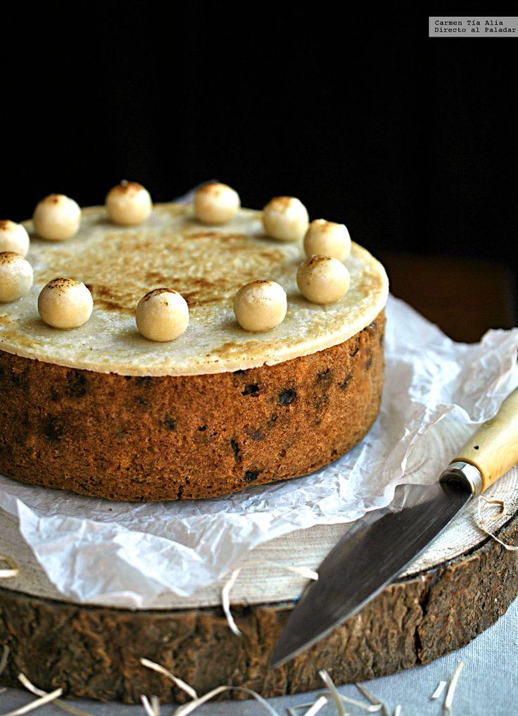 Te explicamos paso a paso, de manera sencilla, la elaboración de la receta de Simnel cake. Ingredientes, tiempo de elaboración