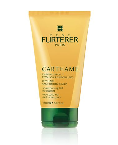 Rene Furterer Carthame Moisturizing Milk Shampoo, 5.07 oz