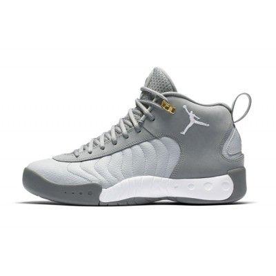aba4c8f94e1 Affordable Air Jordan Jumpman Pro Mid Basketball Shoes Cool Grey/Wolf Grey/White  906876-034