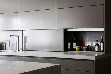 Knightsbridge Apartment - contemporary - Spaces - London - Eggersmann London