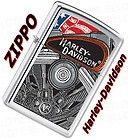 Zippo Harley Davidson Engine Windproof Lighter 28081 from Picsity.com