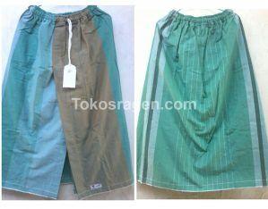 Sarung Celana Dewasa R26 Ukuran L Hijau Tosca. Harga Murah, Kualitas Terbaik Hanya di Tokosragen