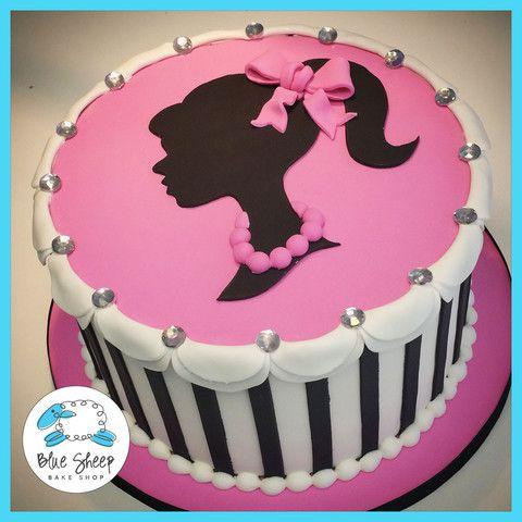 vintage barbie cake nj