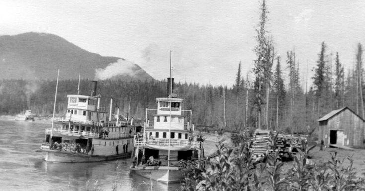 Eby's Landing on the Skeena River