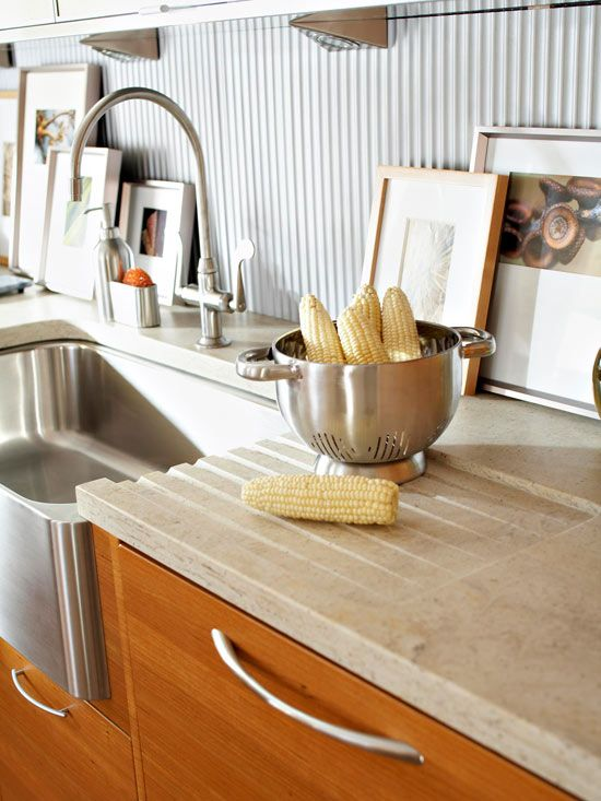 Take a look at these tips and tricks to get your solid-surfacing countertops sparkling this holiday season! http://www.bhg.com/homekeeping/house-cleaning/tips/how-to-clean-countertops/?socsrc=bhgpin121914solidsurfacingcountertops&page=12