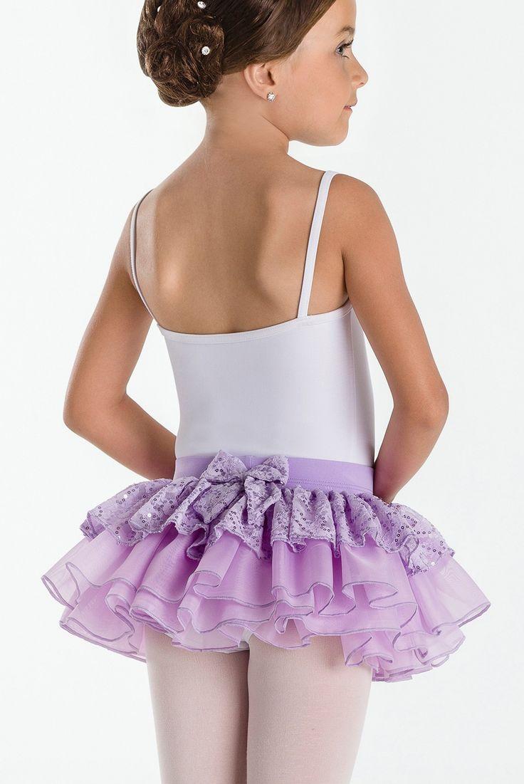 ウェアモア LALIE ラリー チュチュスカート(子供)LALIE  #レオタード #バレエ #ウェアモア #バレエバッグ #wearmoi #ballet #leotard #balletskirt  #dancebag