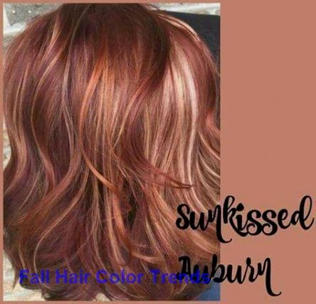 34+ Trendy Hair Color Ideas For Brunettes For Fall…