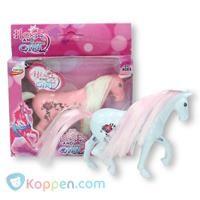 Paard met lange haren -  Koppen.com