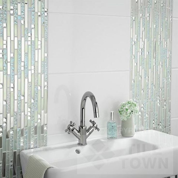 G30196 Lush Pearlescent Mosaic supplied by Tile