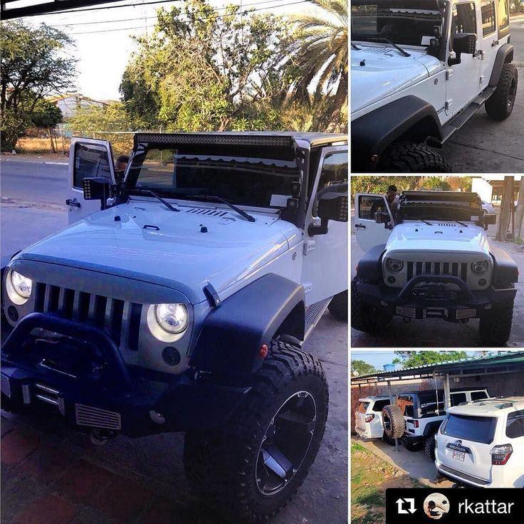 #Repost @rkattar  SE VENDE!!! Oferta! Marca: Jeep Modelo: Wrangler Versión: Limited Año: 2016 Kilometraje: 0 (A estrenar) Extras: 20.000$ en juguetes suspension mataburros leds sonido etc  Precio: 65.000$ Info: 0424.838.1052  #ventacarrosvenezuela #ventacarrosmargarita #islamargarita #eventosenlaisla #ventacarros #venta #venezuela