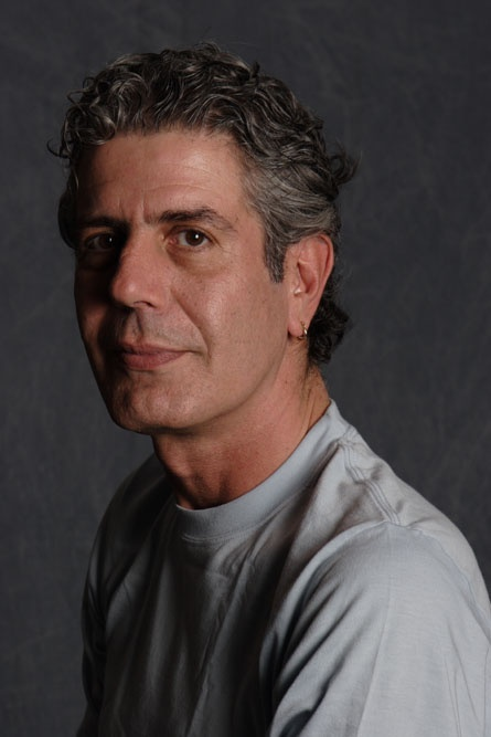 Chef Anthony Bourdain-He is a celebrity chef, a world traveler, a best-selling author, and a straightforward guest judge on Top Chef. Chef Anthony Bourdain is a force to be reckoned with in the culinary world. Educated at the Culinary Institute of America and a palate that tasted cuisines from different parts of the world.